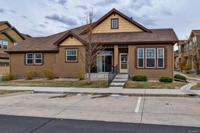 5809 S Urban Way, Littleton, CO 80127 (#9382264) :: The HomeSmiths Team - Keller Williams