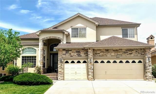 6521 Ocaso Drive, Castle Pines, CO 80108 (#9382267) :: The HomeSmiths Team - Keller Williams