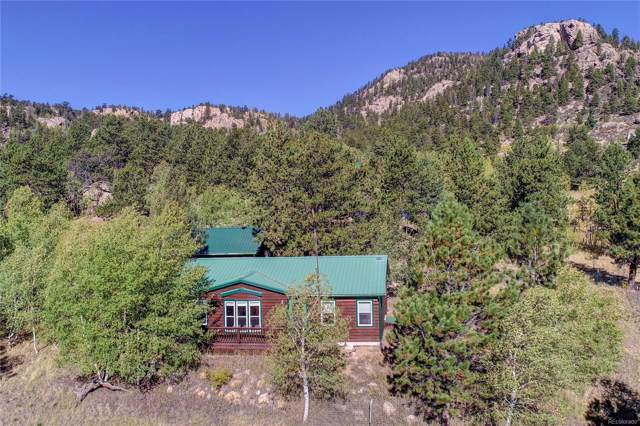 41 Navajo Path, Lake George, CO 80827 (#9382389) :: Bring Home Denver with Keller Williams Downtown Realty LLC
