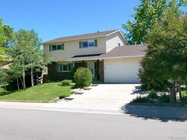 6428 S Hoyt Court, Littleton, CO 80123 (MLS #9382582) :: 8z Real Estate