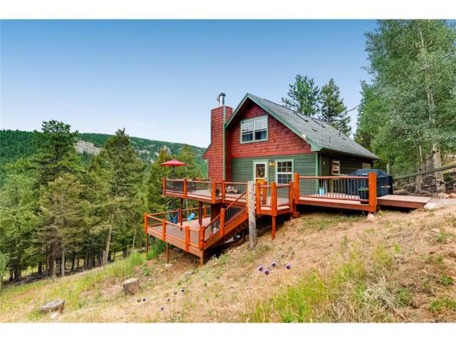 13342 Shiloh Drive, Conifer, CO 80433 (MLS #9382614) :: 8z Real Estate