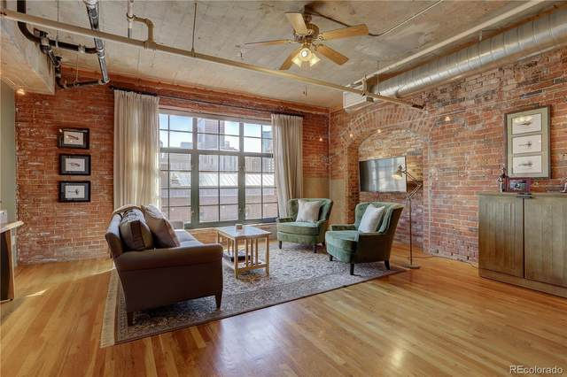 1801 Wynkoop Street #509, Denver, CO 80202 (#9382739) :: Real Estate Professionals