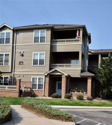 12814 Ironstone Way #101, Parker, CO 80134 (#9382921) :: Chateaux Realty Group