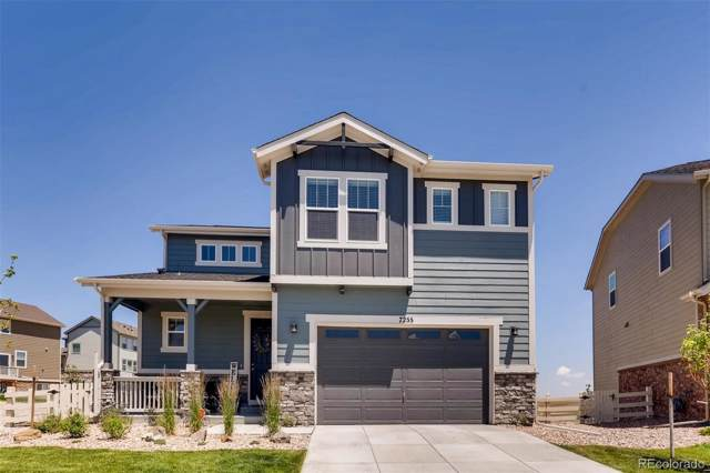 7255 S Titus Way, Aurora, CO 80016 (MLS #9382975) :: 8z Real Estate