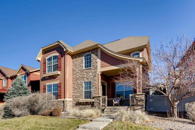 21963 E Idyllwilde Drive, Parker, CO 80138 (#9383086) :: The DeGrood Team