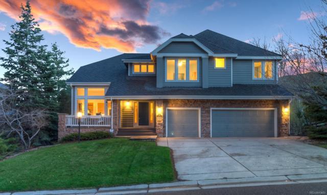 34 Mountain Laurel Drive, Littleton, CO 80127 (#9383157) :: The HomeSmiths Team - Keller Williams