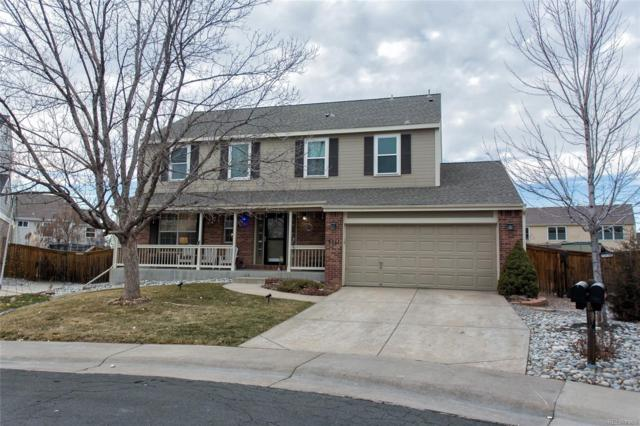 9811 Crystallo Court, Parker, CO 80134 (#9383766) :: The Griffith Home Team