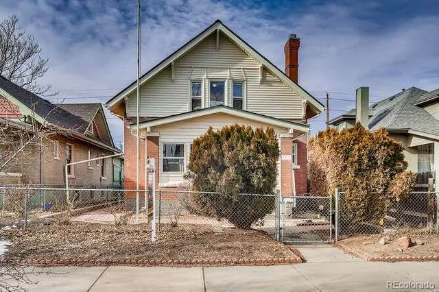 3421 N Gaylord Street, Denver, CO 80205 (MLS #9384564) :: 8z Real Estate