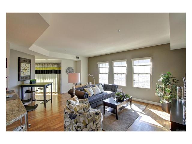 925 N Lincoln Street 11G-S, Denver, CO 80203 (MLS #9384937) :: 8z Real Estate