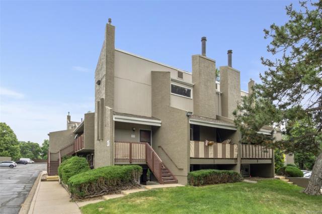 5300 E Cherry Creek South Drive #1105, Denver, CO 80246 (MLS #9385120) :: 8z Real Estate