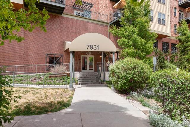 7931 W 55th Avenue #318, Arvada, CO 80002 (MLS #9385195) :: Bliss Realty Group