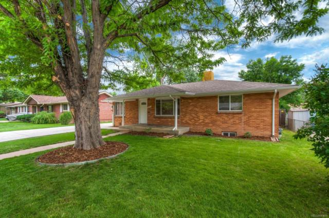 4115 S Inca Street, Englewood, CO 80110 (#9385454) :: Sellstate Realty Pros