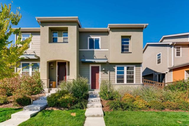 543 S Vance Court, Lakewood, CO 80226 (#9385545) :: The HomeSmiths Team - Keller Williams