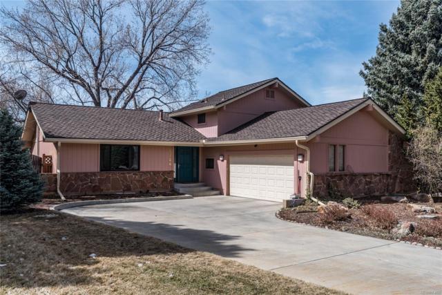 6756 E Kettle Avenue, Centennial, CO 80112 (#9385719) :: Compass Colorado Realty