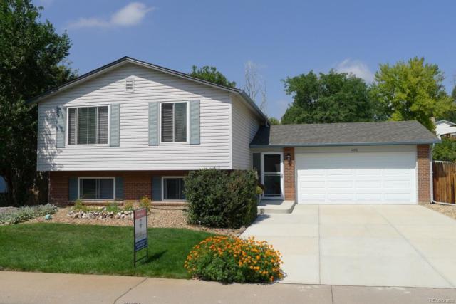 4491 S Cole Way, Morrison, CO 80465 (#9385745) :: The Peak Properties Group
