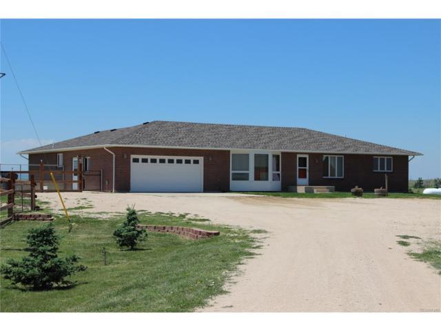 19495 County Road 101, Ramah, CO 80832 (MLS #9386193) :: 8z Real Estate