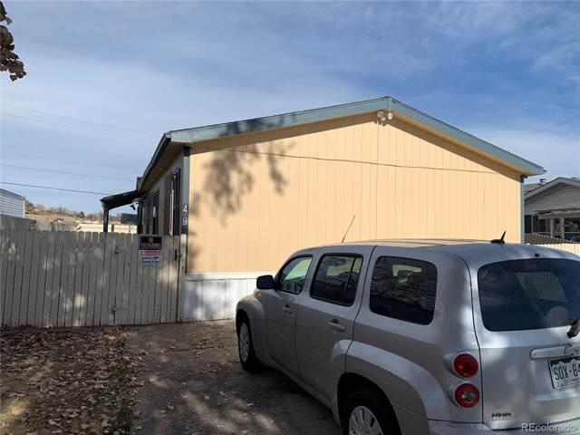 3180 E 88th Avenue, Denver, CO 80229 (MLS #9386214) :: 8z Real Estate
