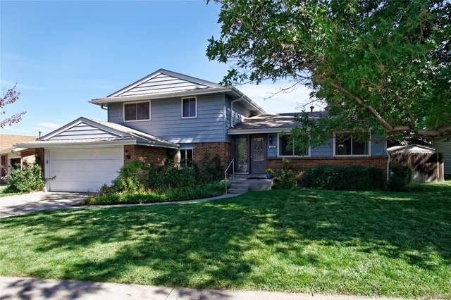 6222 S Ash Circle, Centennial, CO 80121 (MLS #9386790) :: 8z Real Estate