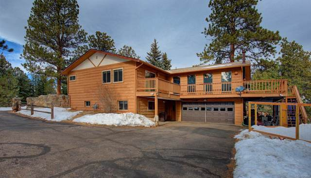 30217 Sunset Trail, Pine, CO 80470 (#9387082) :: Berkshire Hathaway Elevated Living Real Estate