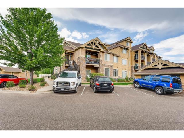 10052 W Ute Place #105, Littleton, CO 80127 (#9387298) :: The Peak Properties Group