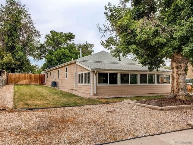 3197 S Dale Court, Englewood, CO 80110 (#9387317) :: Venterra Real Estate LLC