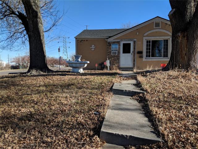 1090 Hooker Street, Denver, CO 80204 (#9387393) :: House Hunters Colorado