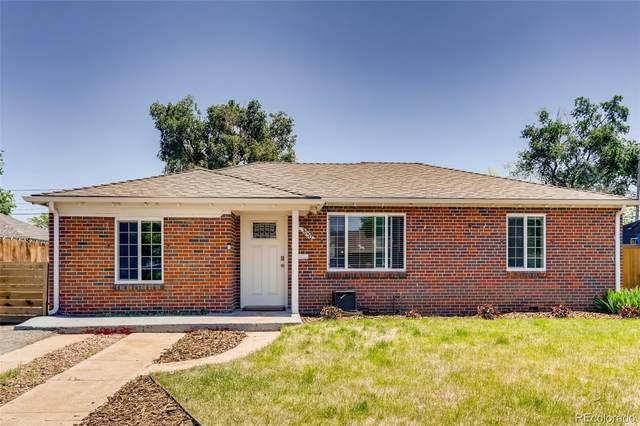 3050 Glencoe Street, Denver, CO 80207 (#9388239) :: Wisdom Real Estate