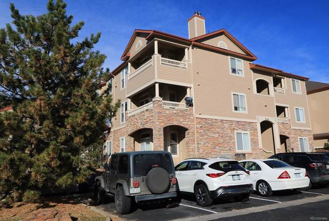 8456 S Hoyt Way #201, Littleton, CO 80128 (#9388562) :: The Heyl Group at Keller Williams