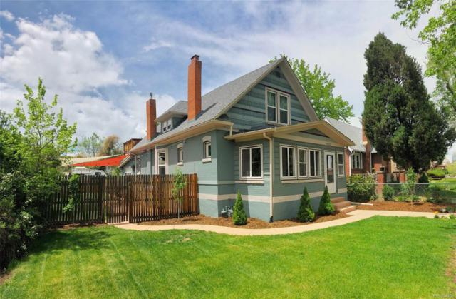 1425 S Logan Street, Denver, CO 80210 (MLS #9388564) :: 8z Real Estate