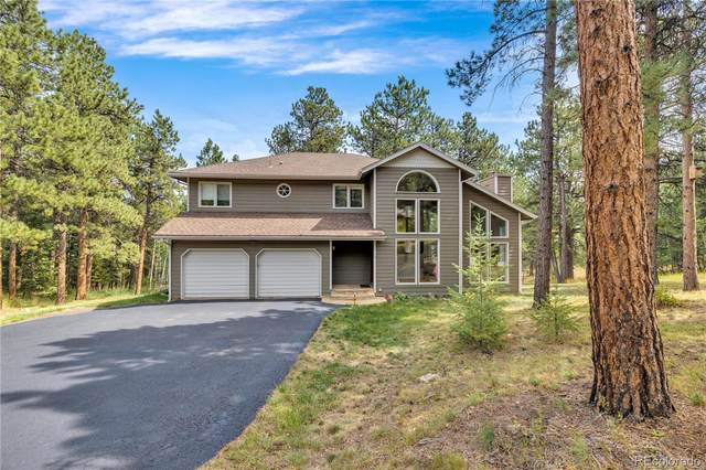 5380 Three Sisters Circle, Evergreen, CO 80439 (#9388585) :: You 1st Realty