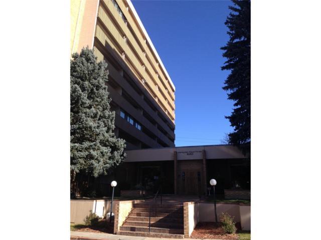 8060 E Girard Avenue #102, Denver, CO 80231 (#9388741) :: The Heyl Group at Keller Williams