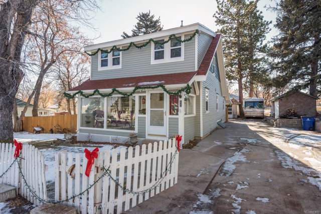 6440 Third Street, Louviers, CO 80131 (MLS #9388975) :: 8z Real Estate