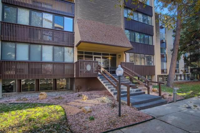 6940 E Girard Avenue #410, Denver, CO 80224 (#9389063) :: True Performance Real Estate