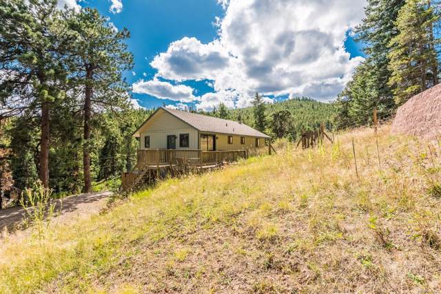 34577 Forest Estates Road, Evergreen, CO 80439 (#9389402) :: The Heyl Group at Keller Williams