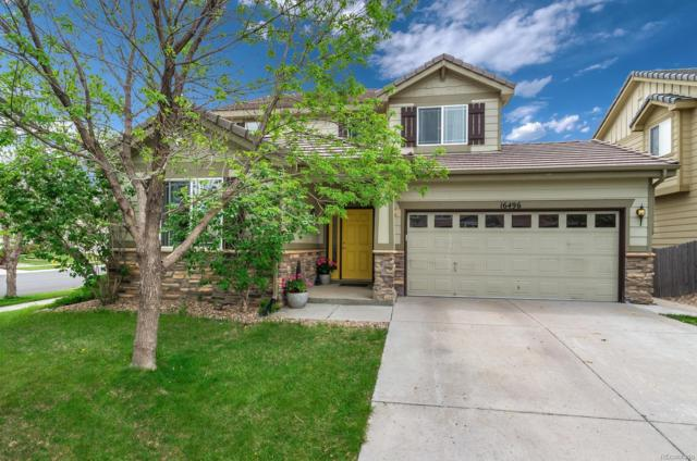 16496 E 97th Place, Commerce City, CO 80022 (#9389636) :: James Crocker Team
