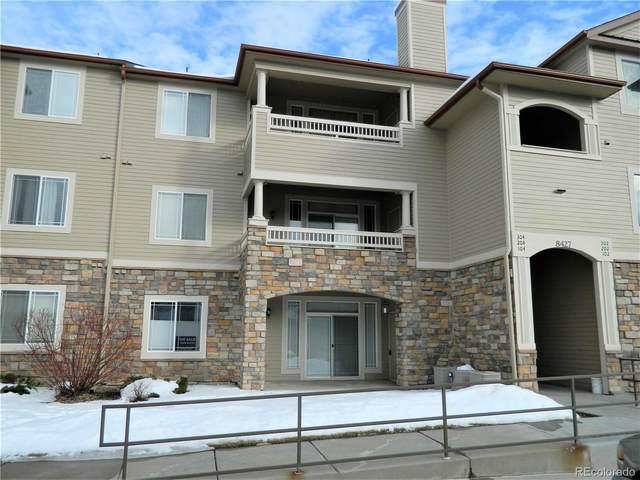8427 S Hoyt Way #104, Littleton, CO 80128 (#9389812) :: Colorado Home Finder Realty