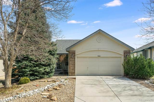 9484 Troon Village Drive, Lone Tree, CO 80124 (#9389886) :: Colorado Home Finder Realty