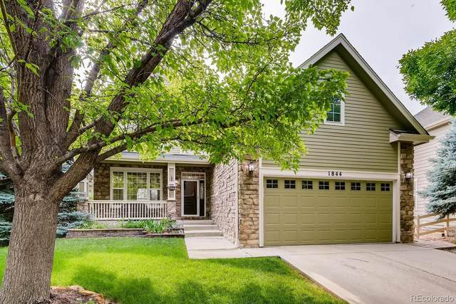 1844 W 131st Drive, Westminster, CO 80234 (#9390363) :: Finch & Gable Real Estate Co.