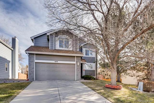 5078 S Elkhart Court, Aurora, CO 80015 (#9390391) :: iHomes Colorado