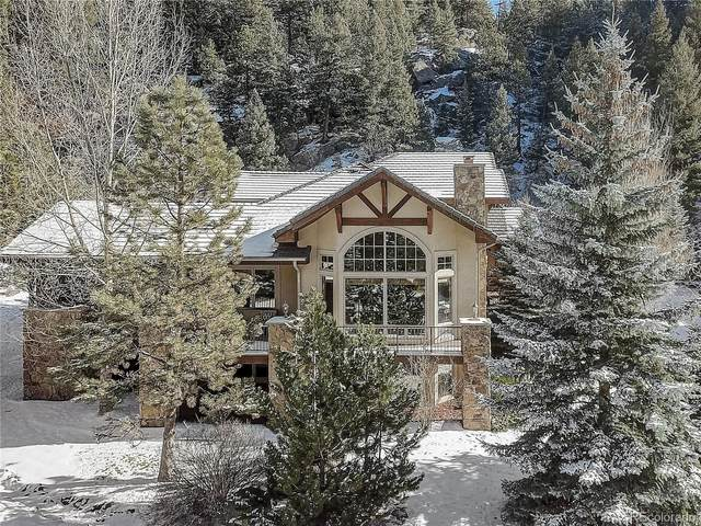 30545 Golden Eye Court, Evergreen, CO 80439 (#9390406) :: Berkshire Hathaway HomeServices Innovative Real Estate