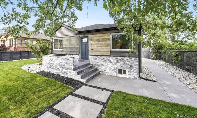 2570 Perry Street, Denver, CO 80212 (MLS #9390603) :: Bliss Realty Group