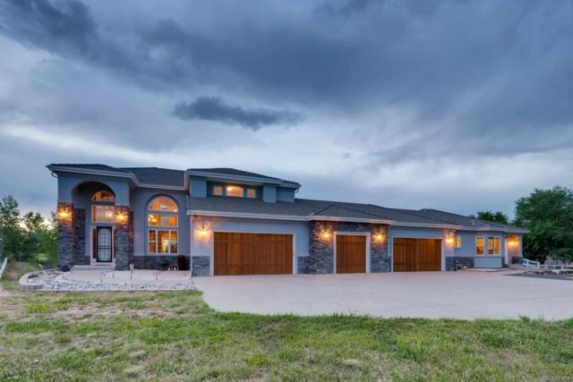 16712 W 56th Drive, Golden, CO 80403 (#9390759) :: Wisdom Real Estate