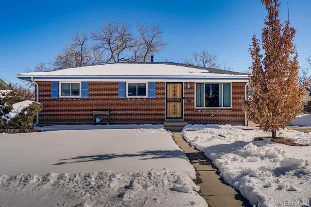 1780 S Upham Street, Lakewood, CO 80232 (MLS #9390867) :: 8z Real Estate