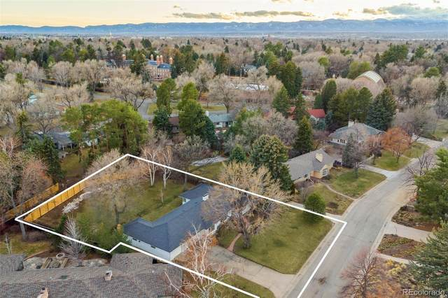 3540 Belcaro Lane, Denver, CO 80209 (#9390890) :: The DeGrood Team