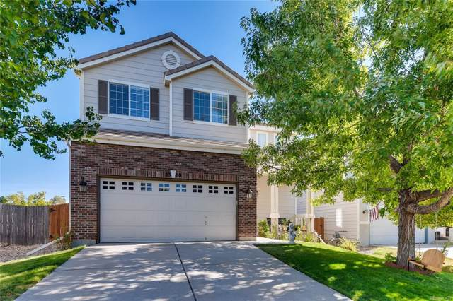 5360 S Sicily Way, Aurora, CO 80015 (MLS #9391181) :: Bliss Realty Group