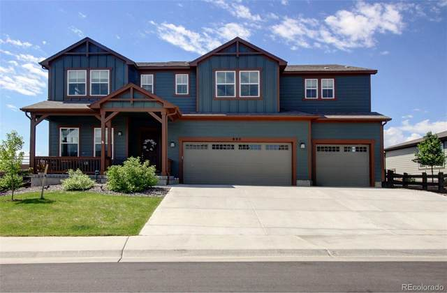 895 Stagecoach Drive, Lafayette, CO 80026 (#9391499) :: Berkshire Hathaway HomeServices Innovative Real Estate