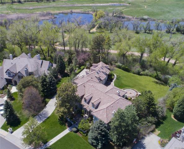 4350 E Perry Parkway, Greenwood Village, CO 80121 (#9391577) :: The HomeSmiths Team - Keller Williams