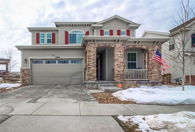17868 E 108th Place, Commerce City, CO 80022 (#9391929) :: The Griffith Home Team
