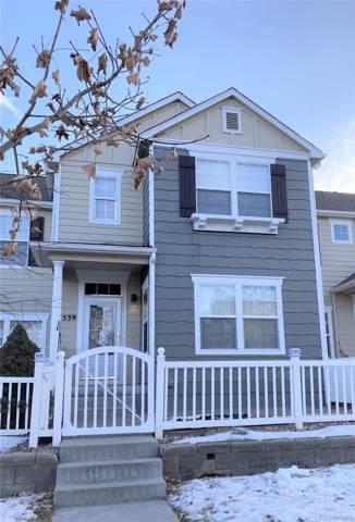 1539 Bennet Mountain Road, Castle Rock, CO 80109 (MLS #9391934) :: 8z Real Estate