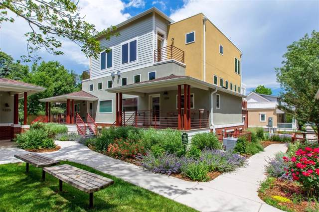 1233 Cedar Avenue, Boulder, CO 80304 (MLS #9391975) :: Colorado Real Estate : The Space Agency